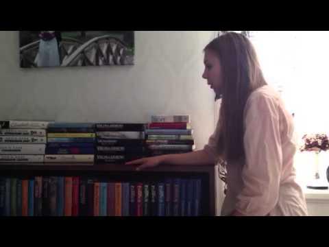"Beas Bokhylla - Book Haul: ""Två Tummar Upp"""