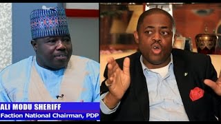 Ali Modu Sheriff Is Of The Devil, A Curse To The PDP, Fani-Kayode Fires Back