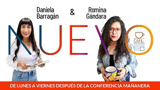 #EnVivo Café y Noticias | Claudio X., la embajada de EU y la nota diplomática