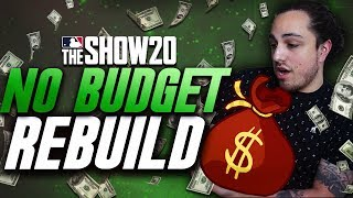 Rebuilding a team with NO BUDGET in MLB the Show 20