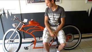 Romans : il fabrique des vélo à moteur dans son garage