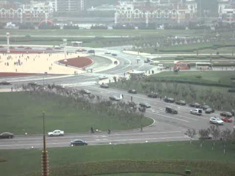 Xinghai Square, Dalian China - Chinese Wedding Tradition