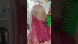 Скрытое окрашивание волос Мастер Таисия