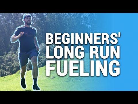 Beginners' Long Run Fueling Guide