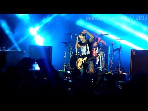 [HD] All Time Low - Dear Maria Count Me In (Live in Jakarta 2013)