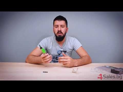 Мултифункционален тример за тяло нос уши - Micro TouchMax TV8 13