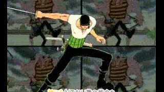 One Piece Opening Season 4(ENG SUB)