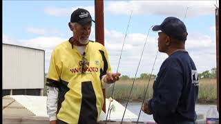 Yamamoto Big Bass Challenge Pre-fish Show - with Alan Fong, Andy Cuccia - Part 2