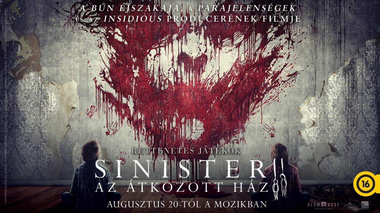 Sinister 2 - Az átkozott ház - Szinkronos előzetes #1 (16)