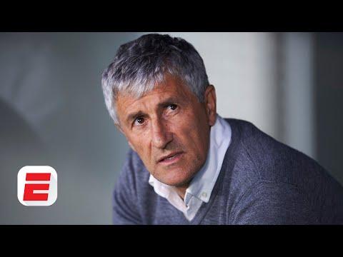 Ernesto Valverde SACKED: Who is new Barcelona manager Quique Setien? | La Liga