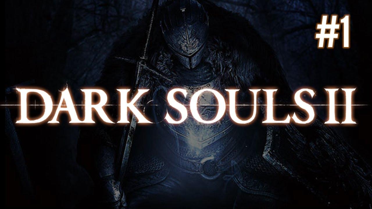 Dark Souls 2 2014 All Cutscenes Walkthrough Gameplay: Blind Playthrough, PC
