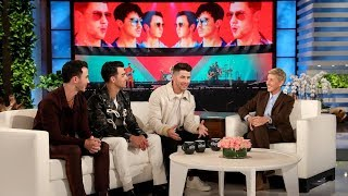 Why Ellen Is Responsible for the Jonas Brothers' Career