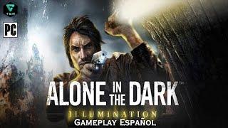 Alone in the Dark Illumination PC Gameplay Español