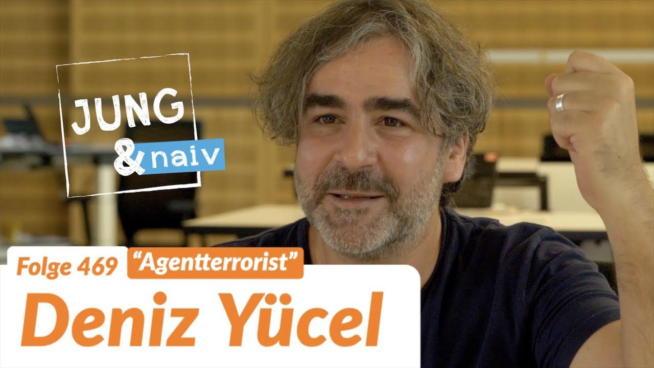 Deniz Yücel über seine Haft, Erdogan & die Türkei - Jung & Naiv: Folge 469