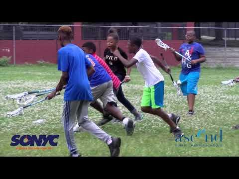 Brooklyn Ascend Middle School: Lacrosse Training