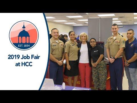 2019 Job Fair HCC Dale Mabry Campus