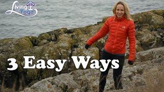 3 Easy Ways to improve your balance