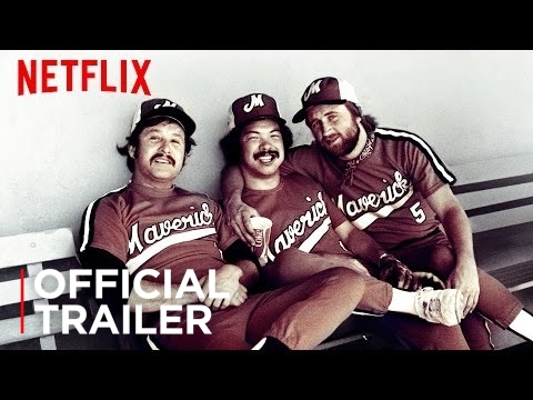 The Battered Bastards of Baseball | Official Trailer [HD] | Netflix