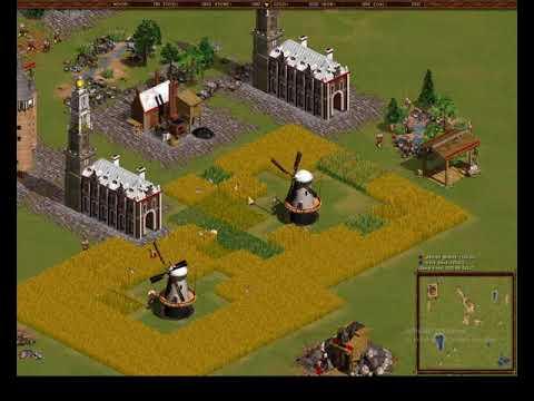 العاب استراتيجيه   cossacks back of war  funny game  