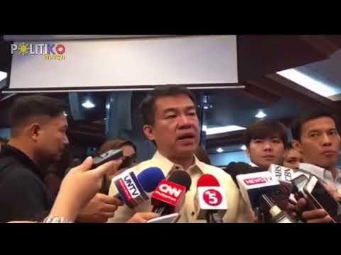 Okay nang 1 year ang martial law kaysa naman 5 years – Pimentel