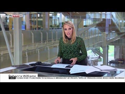 Rebecca Williams presenting links & interview - 30.7.2017 1400
