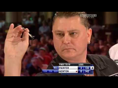 PDC World Matchplay 2009 - First Round - Kevin Painter vs Wes Newton
