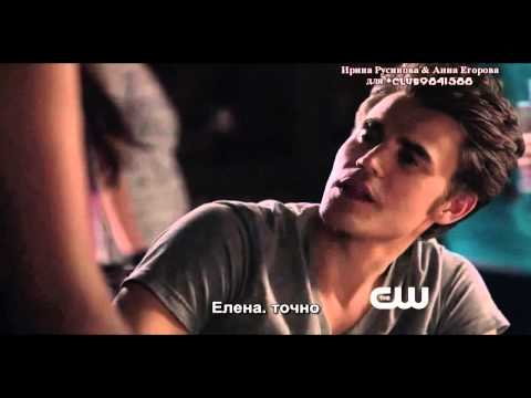The Vampire Diaries Webclip  (2) - 5 04 -  For Whom the Bell Tolls (RUS SUB)