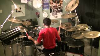 Nightmare to Remember, Dream Theater Drum Cover
