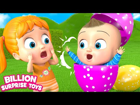Come for Surprise toys Song for Children - 3D Animation Nursery Rhymes & Kids Songs