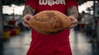 The Inked Wilson Project | INKED