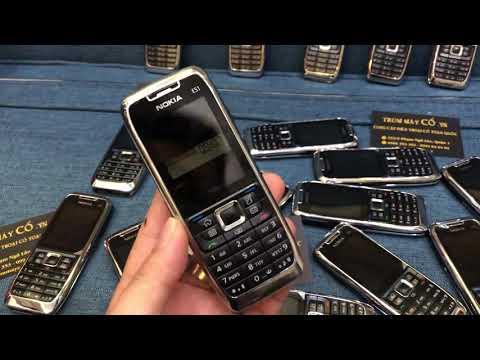 Bán Điện Thoại Nokia E51 Chính Hãng
