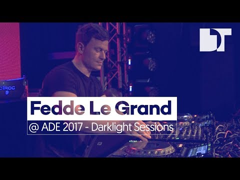 Fedde Le Grand at Darklight Sessions by Fedde Le Grand x Armada Invites, Amsterdam (NL)