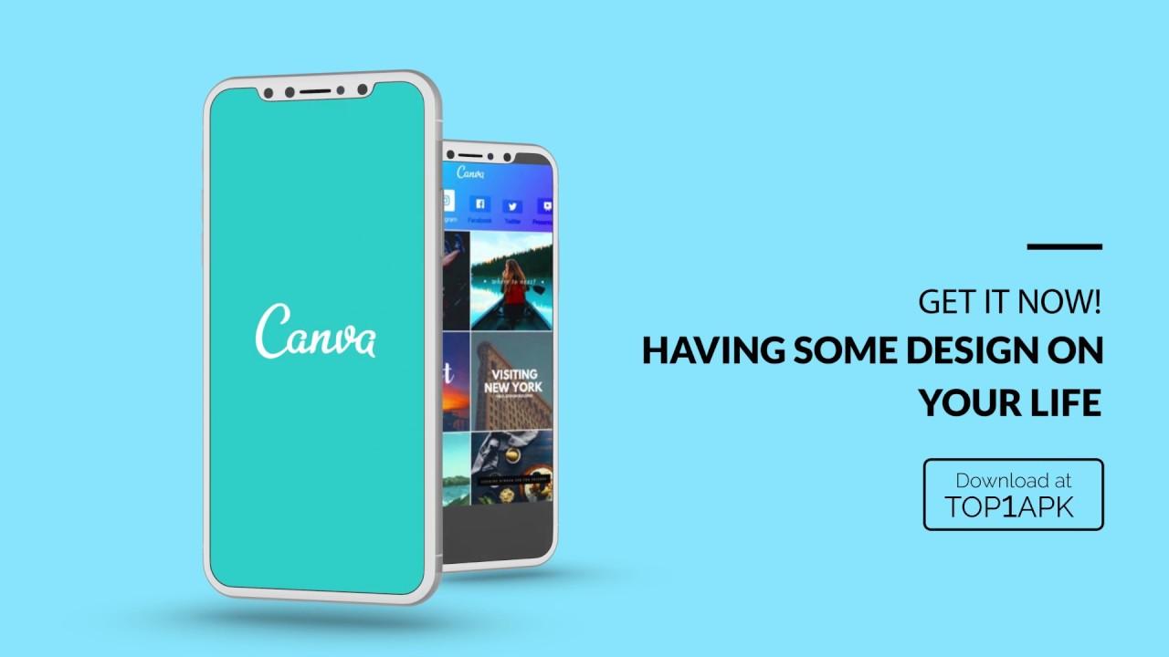 Canva Pro Apk Download