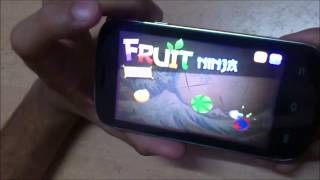 Micromax Ninja A89 Video Review