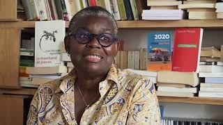 Interview de Chantal Ahounou marraine de L'African Book Truck