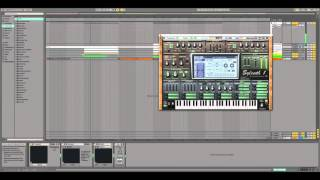 Madonna - Girl Gone Wild (Avicii Remix) Ableton Live 9 Remake