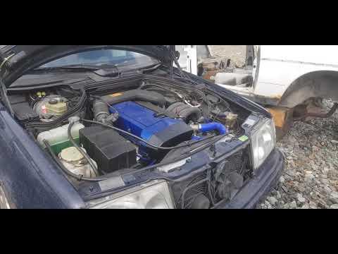 Двигатель 104.942 + АКПП на Mercedes-Benz W124 E