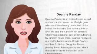 Deanne Panday - Wiki Videos