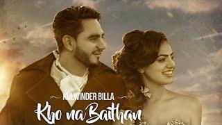Kho Na Baithan By Kulwinder Billa    WhatsApp Status    Full HD