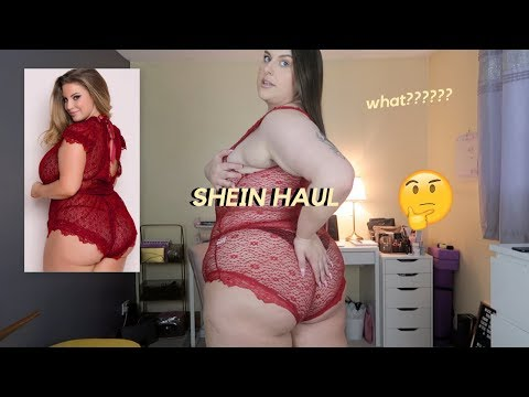 I Tested Out SHEIN Plus Size Clothing And BOYYYYYYY We Have A Lot To Discuss