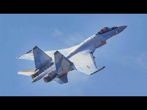 Kenapa China Membeli Jet Tempur Su-35 Rusia? Ini Alasannya