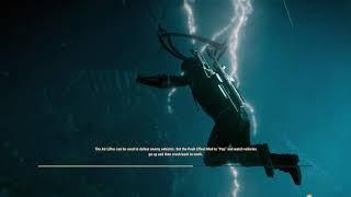 Just Cause 4 - Operation Illapa: Unlock & Destroy Turbines 3/3 Mine Launcher PS4 Pro Gameplay (2018)
