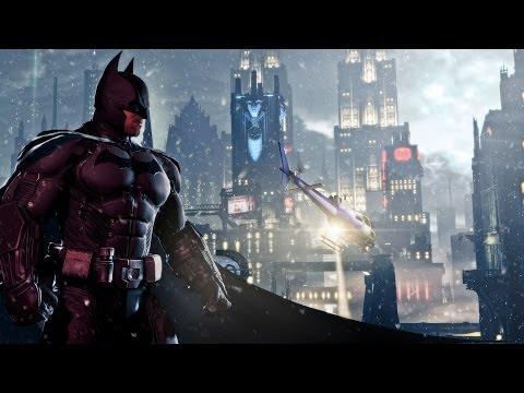 Batman : Arkham Origins The Music Video Ft Shinedown:Diamond Eyes [Mozartskull] [HD] |