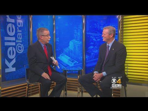 Keller At Large: Gov. Charlie Baker On Being A Republican In DemocratHeavy Massachusetts