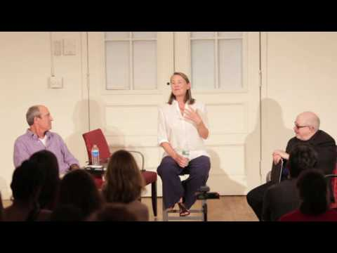 Actors Aloud 2015- Cherry Jones' Advice To Her Younger Self