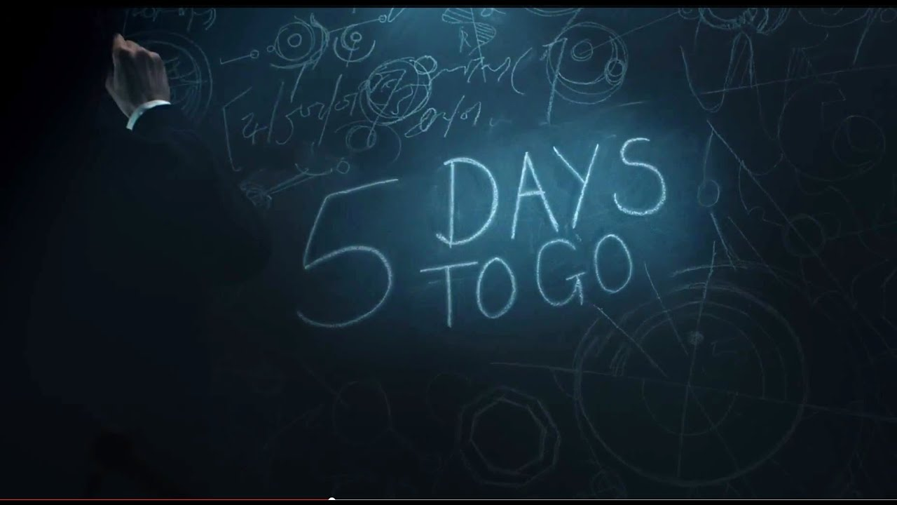 5 DAYS TO GO! | Doctor Who Series 8 Countdown | Doctor Who ...