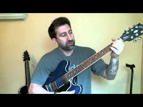 Beginner Guitar Lesson-Chord Stamps, How to Read