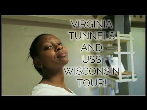 "Season 1: Episode 20 | ""Virginia Tunnels + USS Wisconsin Tour!"""