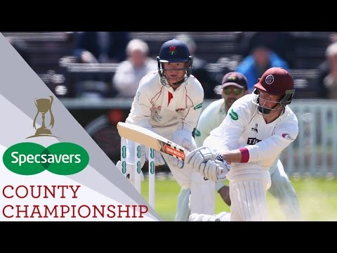 Lancashire's sensational comeback against Somerset - Specsavers County Championship Highlights 2017