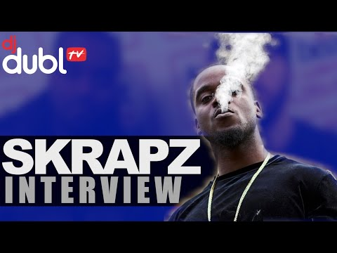 Skrapz Interview - Making transition from streets to music, 'Different Cloth' album,